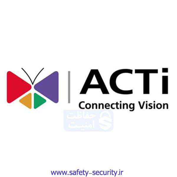 معرفی دوربین مداربسته اکتی (ACTi)