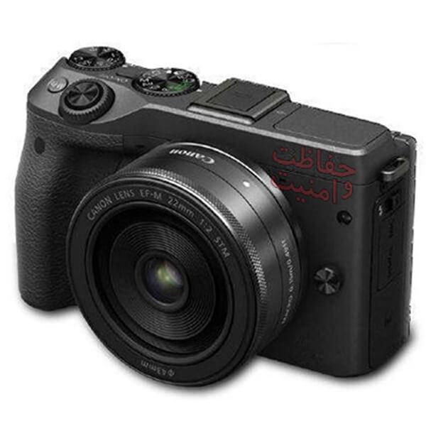دوربین فول فریم ۲۴ مگاپیکسلی کانن در نمایشگاه Photokina
