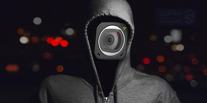 هک شدن دوربین مداربسته