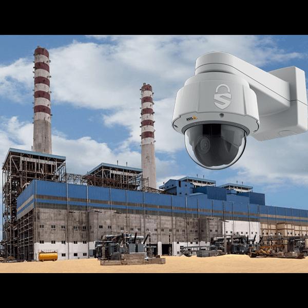 دوربین مداربسته صنعتی