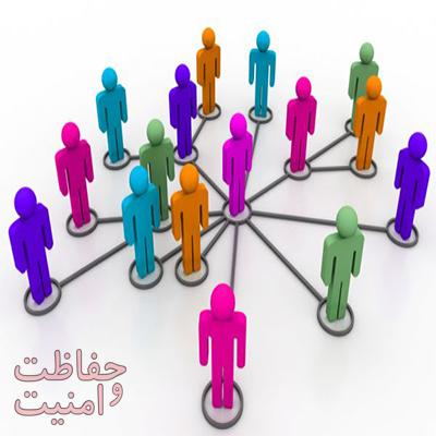 اطلاعیه عضویت در گروه حفاظت و امنیت