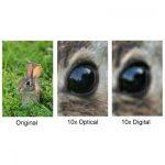 Optical Zoom یا زوم اپتیکال به چه معناست؟
