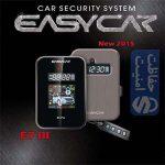 راهنمای کاربردی ریموت دزدگیر ایزیکار مدلهای E7 ,E7 AS ,E7 ALF ,E7 ASLF