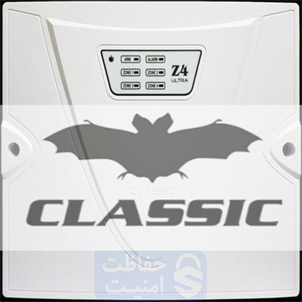 راهنمای کامل امکانات و ویژگیهای دزدگیر اماکن دزدگیر CLASSIC Z4 ULTRA SECURITY