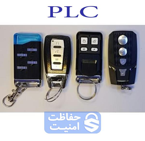 کارایی دزدگیر PLC ساده