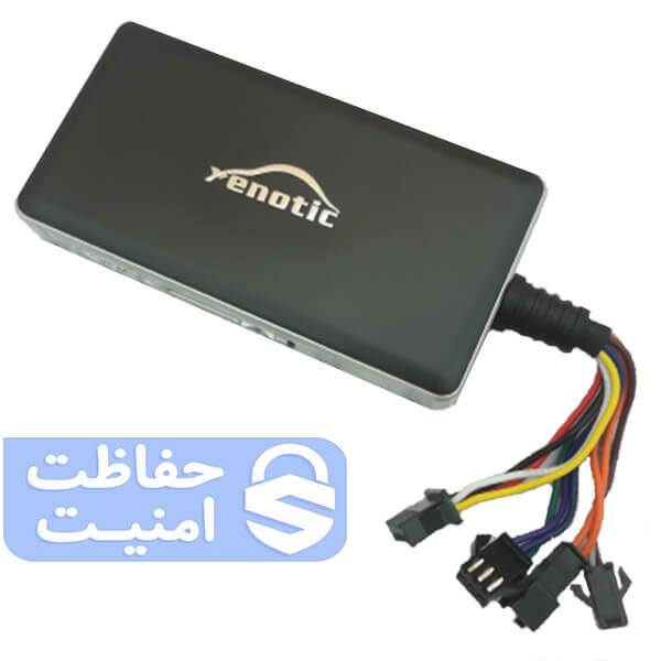 راهنمای سیمبندی ردیاب TRACKER GPS XENOTIC