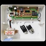 راهنمای سیمبندی و نصب دستگاه دزدگیر اماکن GAP G12