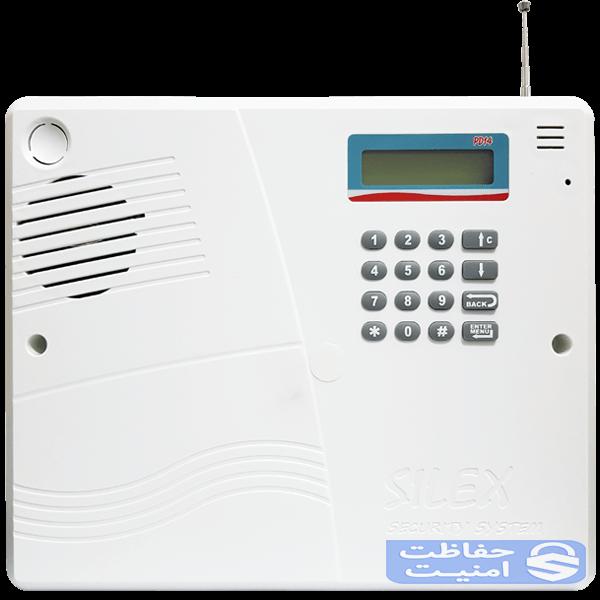 راهنمای کارایی و تنظیمات دستگاه دزدگیر اماکن SILEX PD-14