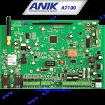 تنظیمات دستگاه دزدگیر اماکن آنیک A700 و A600 از طريق کيپد