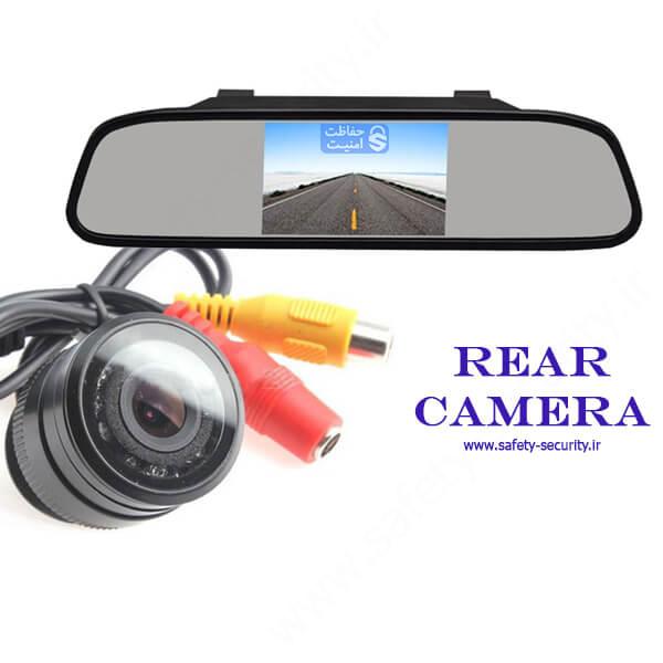 راهنمای تخصصی و کامل نصب دوربین دنده عقب