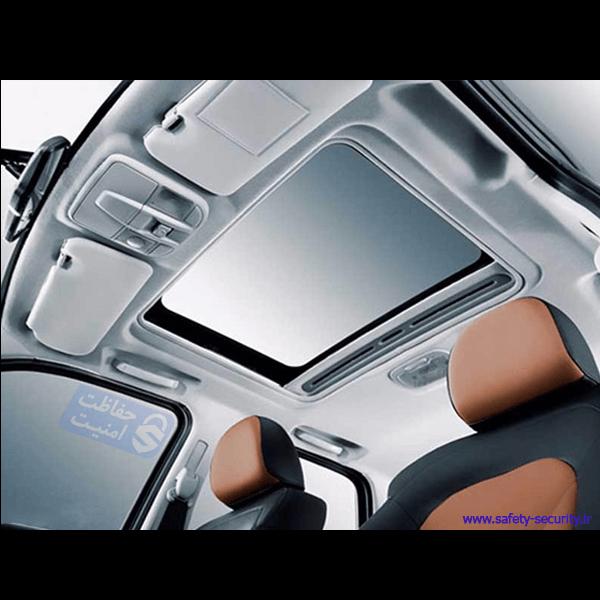 نحوه ریست سانروف خودروی هایما S7