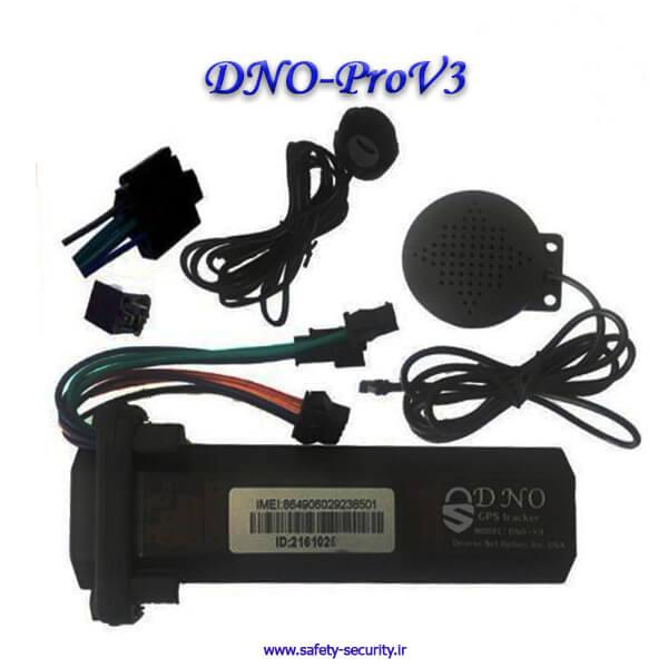 معرفی و نصب ردیاب خودرویی و موتور سیکلت DNO-ProV3